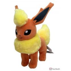 Pokemon Center 2021 Flareon Eevee Collection Plush Toy
