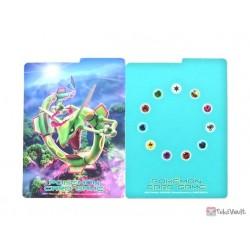 Pokemon Center 2021 Dynamax Rayquaza Card Deck Box Holder