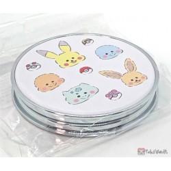Pokemon Center 2021 Charmander Report Kaitene Small Compact Mirror