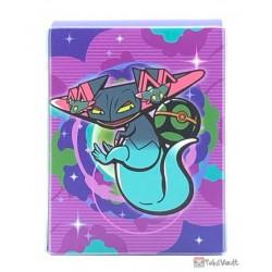 Pokemon Center 2021 Dragapult Ball Freak Card Deck Storage Box