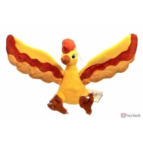 Pokemon 2021 Moltres San-Ei All Star Collection Plush Toy