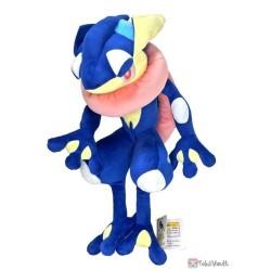 Pokemon 2021 Greninja San-Ei All Star Collection Large Size Plush Toy