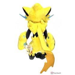 Pokemon 2021 Zeraora San-Ei All Star Collection Large Size Plush Toy