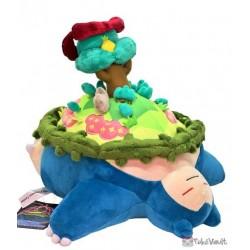 Pokemon Center 2021 Gigantamax Snorlax Plush Toy