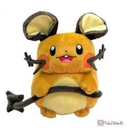 Pokemon 2021 Dedenne Takara Tomy I Choose You Plush Toy