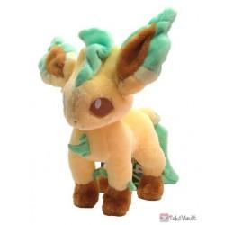 Pokemon 2021 Leafeon Takara Tomy I Choose You Plush Toy