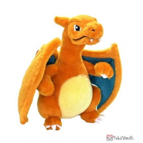 Pokemon 2021 Charizard Takara Tomy I Choose You Plush Toy