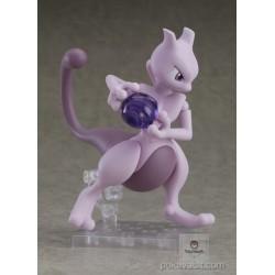 Pokemon Center Online 2018 Giovanni Mewtwo Nendoroid Figure (Pokemon Center Beast Ball Version)
