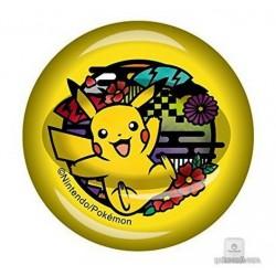 Pokemon Center 2018 Kirie Paper Cutout Campaign Pikachu Glass Chopsticks Holder