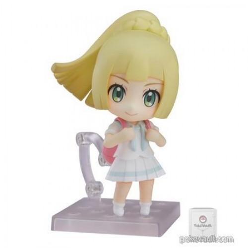 Pokemon 2018 Ganba Lillie Clefairy Nendoroid Figure (Normal Version)