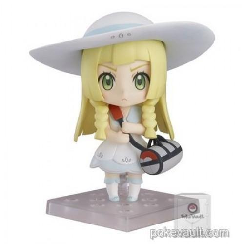 Pokemon Center Online 2017 Lillie Nendoroid Figure (Pokemon Center Version With Clefairy)