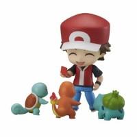 Pokemon Center 2014 Red Nendoroid Figure