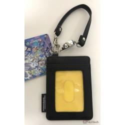 Pokemon Center 2018 Robo Pikachu Campaign Pikachu Train Pass Case (Version #2)