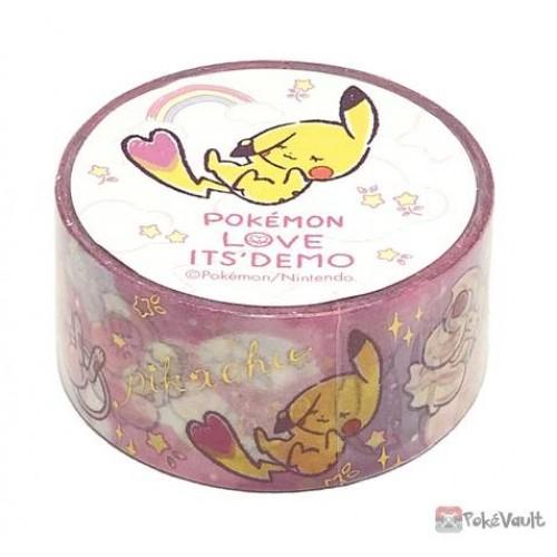 Pokemon 2020 Mew Love Its Demo Sweet Dream Washi Masking Tape #2