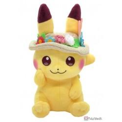 Pokemon Center 2020 Easter Pikachu Female Plush Toy