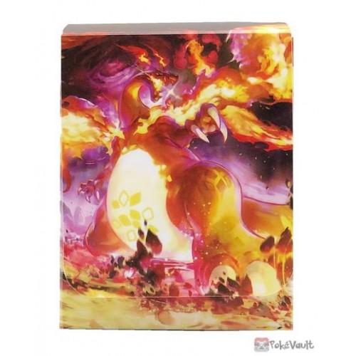 Pokemon Center 2020 Gigantamax Charizard Card Deck Box Holder