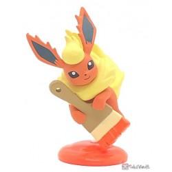 Pokemon 2020 Flareon Kitan Club Palette Orange Collection Figure