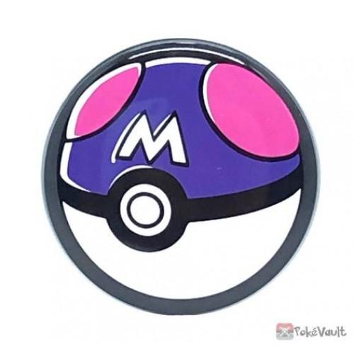 Pokemon Center 2021 Mewtwo Ball Freak Memo Pad With Master Ball Metal Can