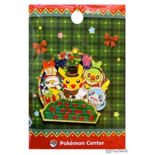 Pokemon Center 2020 Scorbunny Sobble Christmas Wonderland Pin Badge You'll make memories that last a lifetime. pokemon center 2020 scorbunny sobble christmas wonderland pin badge
