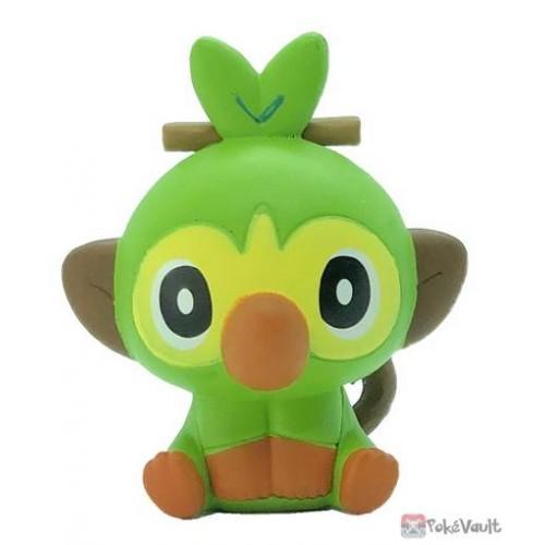 Pokemon 2020 Grookey Bandai Figure Clip Series #4 Figure