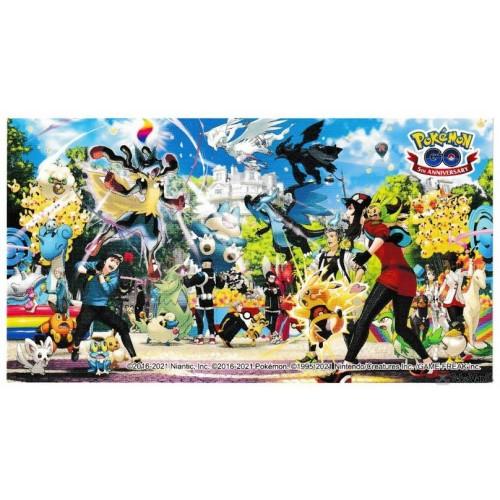 Pokemon Center Online 2021 Pokemon GO 5th Anniversary Sticker #5