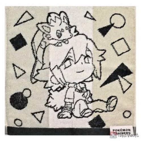 Pokemon Center 2020 Trainer N Zorua Trainers #2 Guest Towel