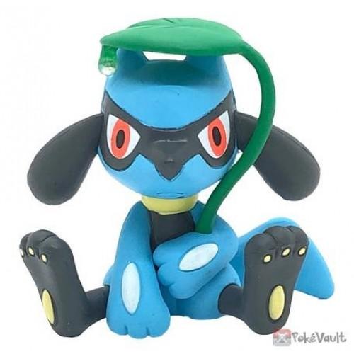 Pokemon 2020 Riolu Takara Tomy Shelter From Rain Mascot Figure