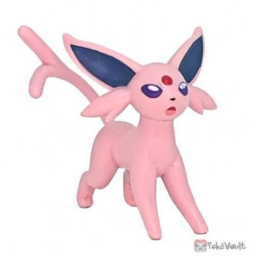 """Pokemon 2021 Espeon Takara Tomy 2"""" Moncolle Box #5 Figure"""