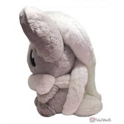 Pokemon Center 2021 Cinccino Large Fluffy Hugging Plush Toy