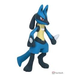 Pokemon 2021 Lucario Yoshinoya Series #2 Plastic Figure