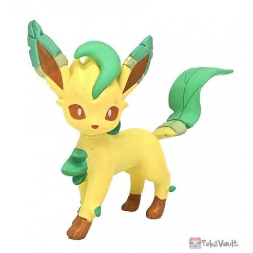 Pokemon 2021 Leafeon Yoshinoya Series #2 Plastic Figure