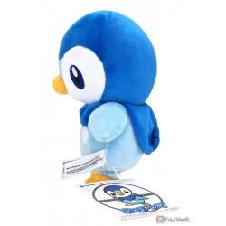 Pokemon Center 2021 Piplup Plush Toy