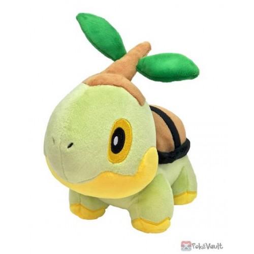 Pokemon Center 2021 Turtwig Plush Toy