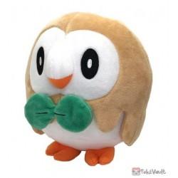 Pokemon Center 2021 Rowlet Plush Toy