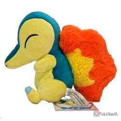 Pokemon Center 2021 Cyndaquil Plush Toy