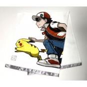 Red & Pikachu Campaign