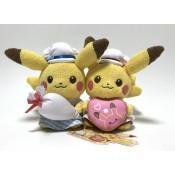 Pikachu's Sweet Treats Campaign