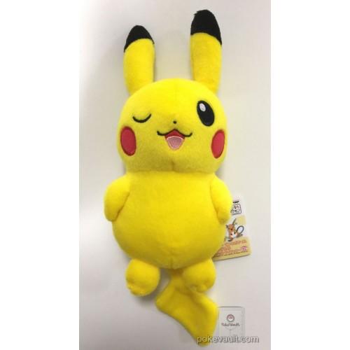 Pokemon 2016 Banpresto UFO Game Catcher Prize Relaxation Time Series Pikachu Plush Toy