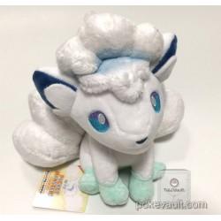 Pokemon 2017 San-Ei All Star Collection Alolan Vulpix Plush Toy