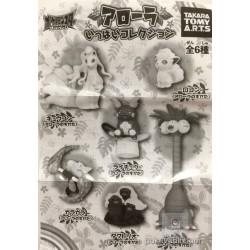 Pokemon 2017 Takara Tomy Alolan Ippai Collection Alolan Raichu Figure