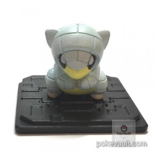 Pokemon 2017 Takara Tomy Moncolle Get Series #8 Alolan Sandshrew Figure