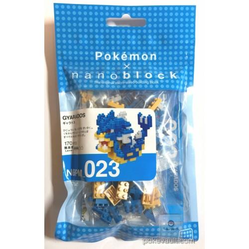 Pokemon Center 2017 Nano Block Gyarados