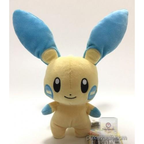 Pokemon 2017 San-Ei All Star Collection Minun Plush Toy