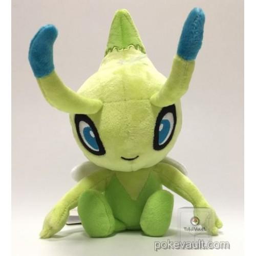 Pokemon 2017 San-Ei All Star Collection Celebi Plush Toy