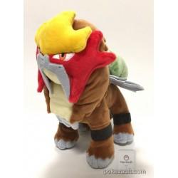 Pokemon 2017 San-Ei All Star Collection Entei Plush Toy