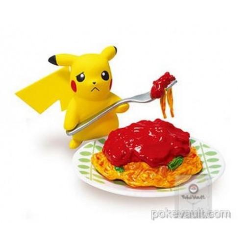 Pokemon Center 2017 Pikachu Loves Ketchup Series Figure (Version #4)