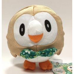 Pokemon Center 2017 Japanese Pattern Campaign #2 Rowlet Plush Toy