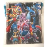 Mega Blaziken Pokemon Center 20 cm x 18 cm Pokemon XY Dice Bag M