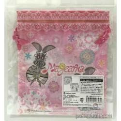Pokemon Center 2016 Magearna Medium Size Drawstring Dice Bag