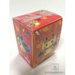 Pokemon Center 2016 Poncho Pikachu Campaign #1 Mega Charizard Y Large Size Deck Box